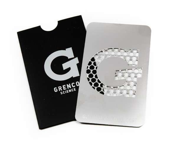 G Card Grinder Grinders Evertree