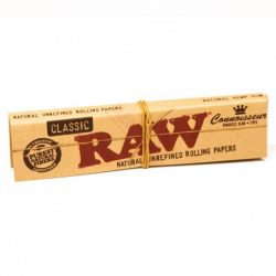 raw rolling papers skins