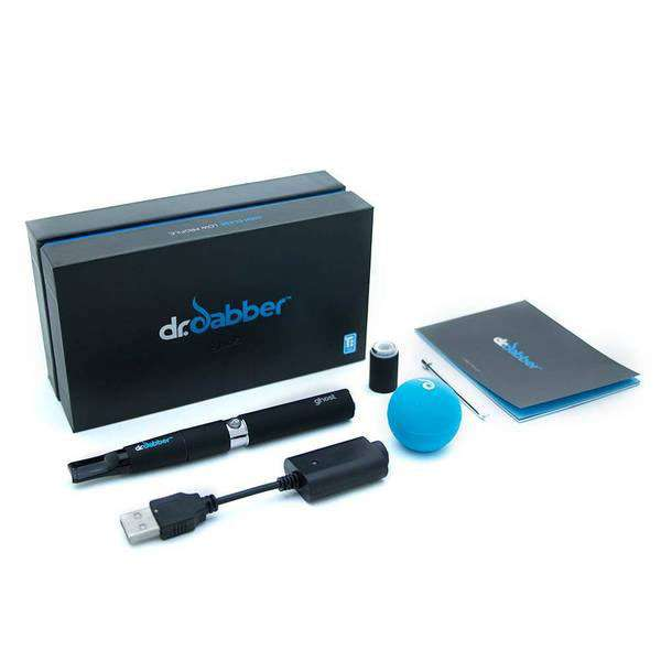 DR. Dabber Ghost Vaporizer package contents