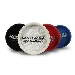 Santa Cruz Shredder Hemp Grinder Grinders Evertree