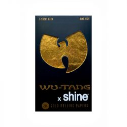 Shine Wu Tang Rolling Papers 3-Pack Accessories Evertree